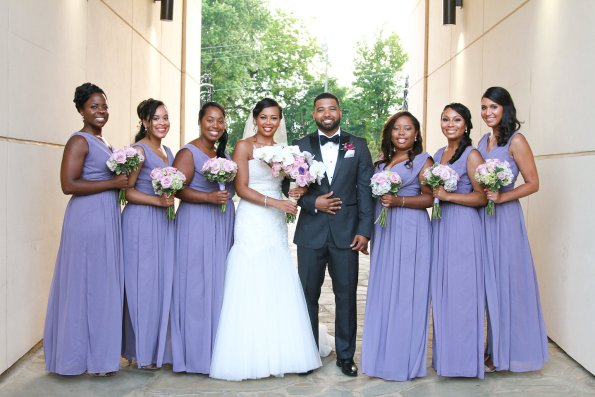 582-595x397 Southern Inspired, Greensboro, NC Wedding