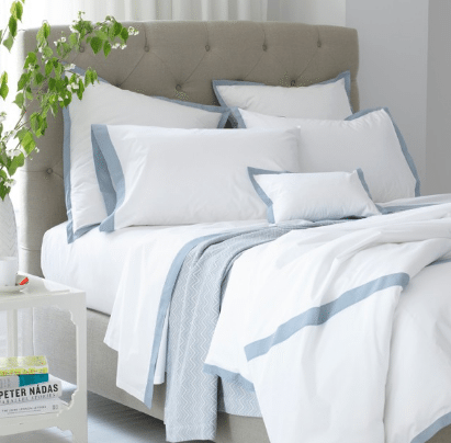 Chambray-Sheet-Set Top 5 Picks for a Southern Wedding Registry