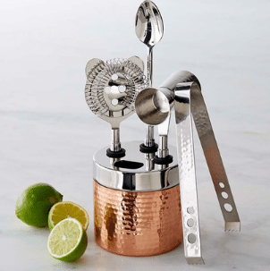 Copper-Bar-Tools- Top Picks To Bring Your HBCU Tailgating Party Home