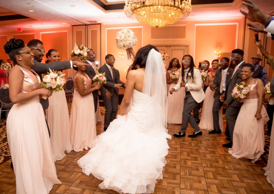"""IMG_2247-960x681 Virginia College Sweethearts Say """"I Do"""" with Blush and Rose Gold"""