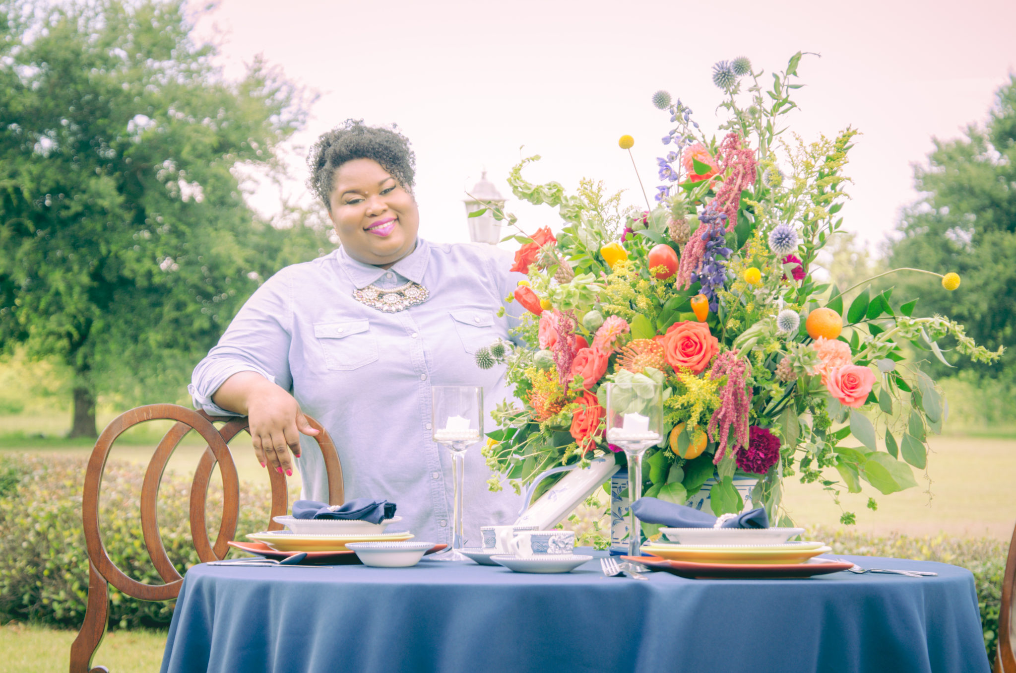 4 Reasons a Belle Loves Southern Florals with Renée Givens 4