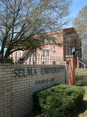 selma-university 5 Small Southern Towns with HBCUs to Visit