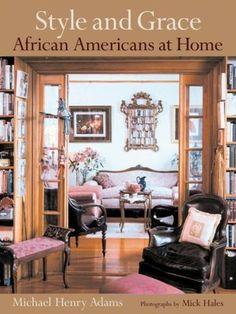 style-and-grace 5 African American Decor Books to add to your Coffee Table