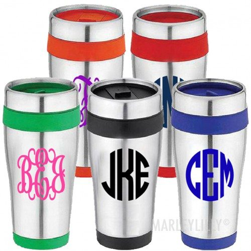10 Items that Look Better with Monograms 9