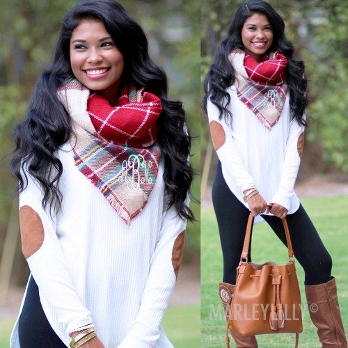 80781 10 Items that Look Better with Monograms!