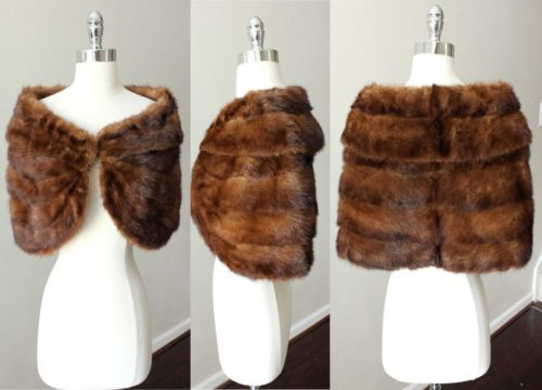 bsb8 5 Ways to Wear a Mink Stole - Fall Fashion Staple