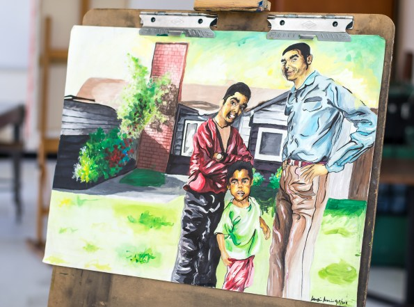 The-Brown-Bunch-595x441 Story Behind a Southern, HBCU Visual Artist