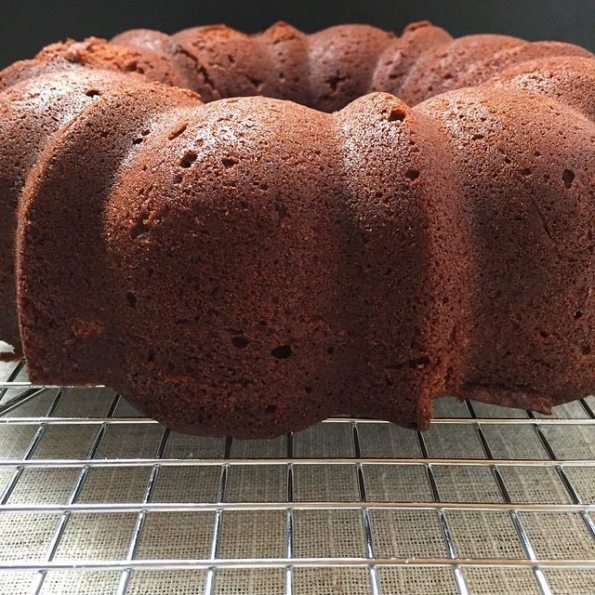 Chocolate-Pound-Cake-595x595 5 Holiday Dessert Must Haves from Jem of the South