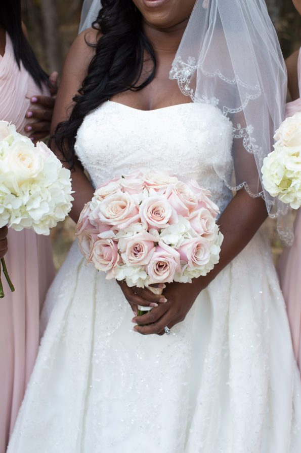 Melanie-Grady-Photography-Narkeita-and-Ivan-220-595x893 Blush Bridal Bliss in Nashville, TN