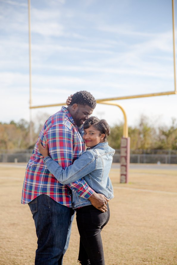 TaylorKwame-24-595x893 Georgetown, SC Engagement Session