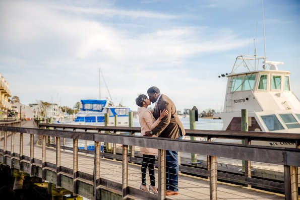 TaylorKwame-48-595x397 Georgetown, SC Engagement Session
