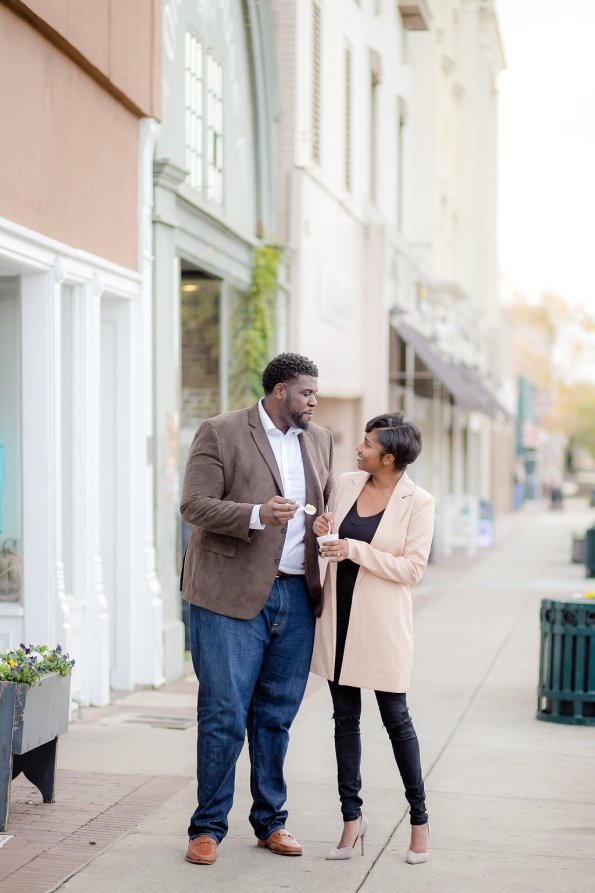 TaylorKwame-54-595x893 Georgetown, SC Engagement Session