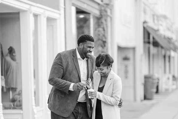 TaylorKwame-56-595x397 Georgetown, SC Engagement Session