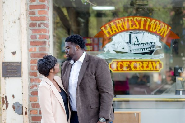 TaylorKwame-59-595x397 Georgetown, SC Engagement Session