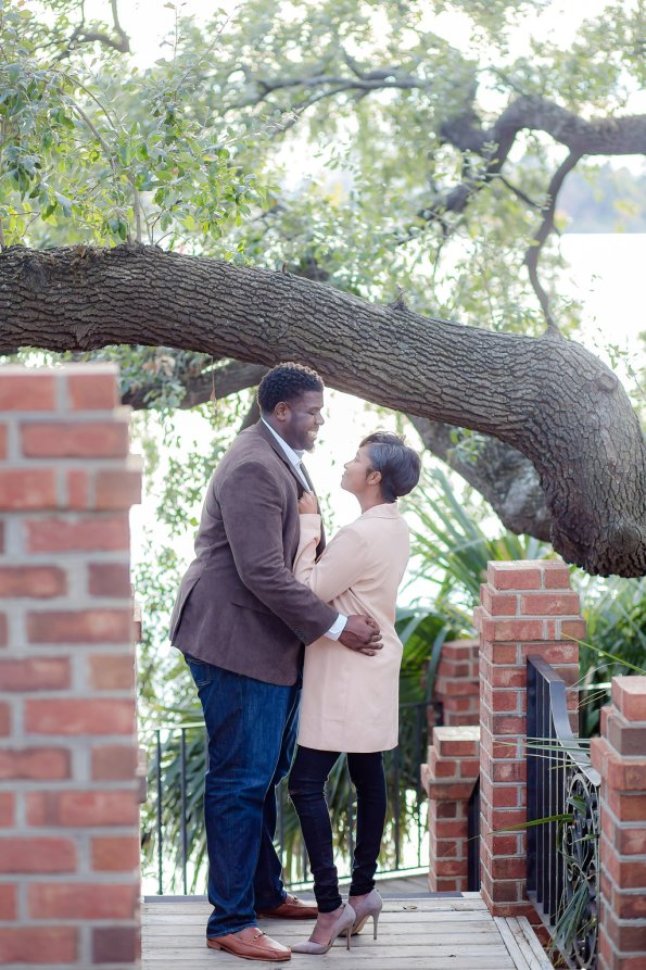 TaylorKwame-63-595x893 Georgetown, SC Engagement Session