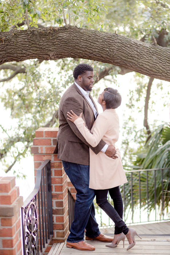 TaylorKwame-66-595x893 Georgetown, SC Engagement Session