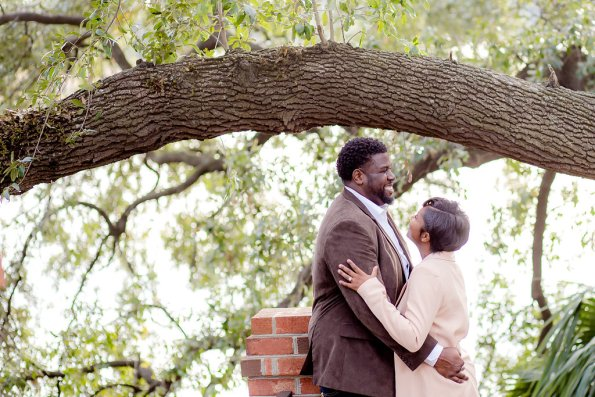 TaylorKwame-67-595x397 Georgetown, SC Engagement Session