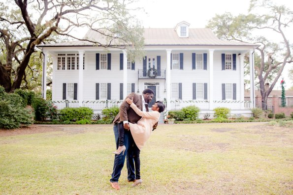TaylorKwame-72-595x397 Georgetown, SC Engagement Session