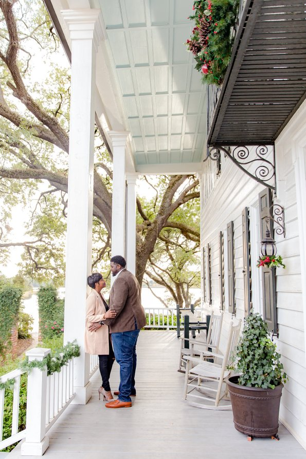 TaylorKwame-81-595x893 Georgetown, SC Engagement Session