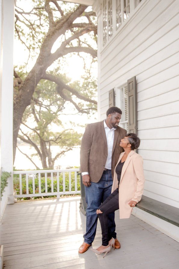 TaylorKwame-87-595x893 Georgetown, SC Engagement Session
