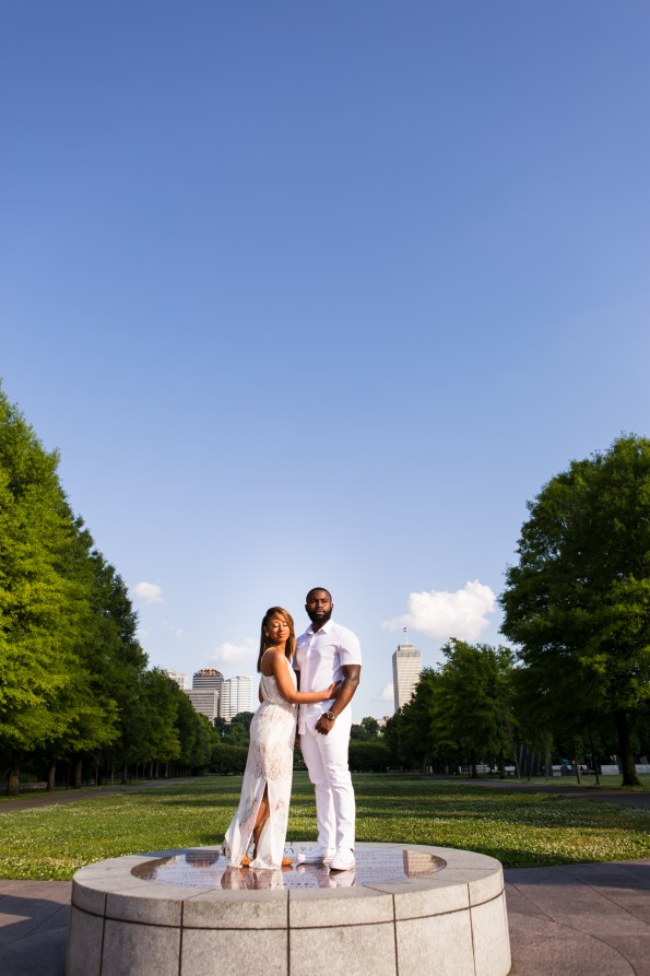 Amber-and-Adrian-Engagement-0023-595x893 Fisk University Love Engagement Session