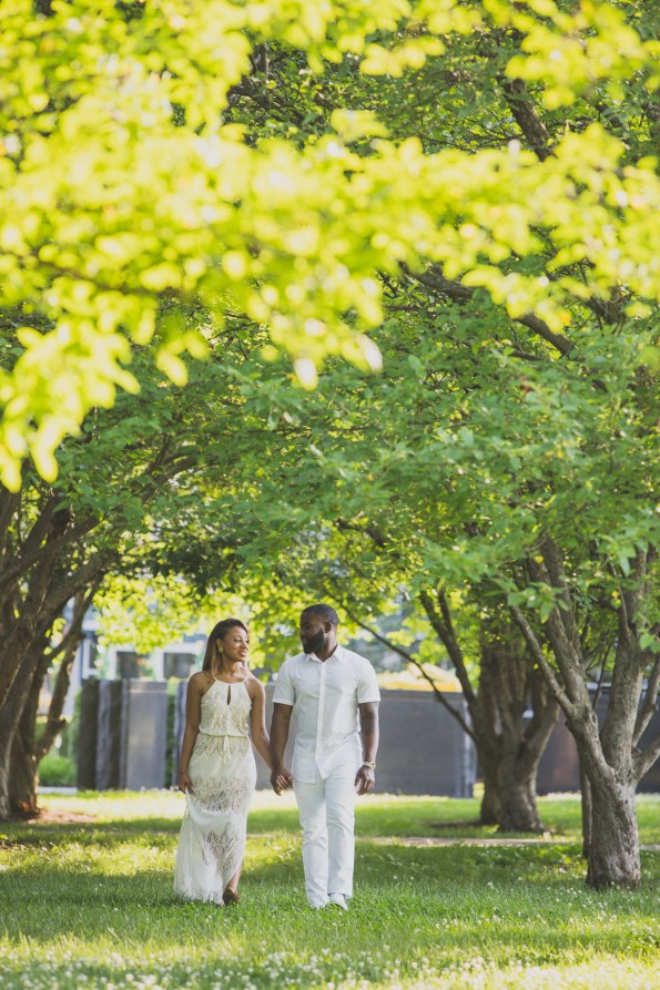 Amber-and-Adrian-Engagement-0027-595x893 Fisk University Love Engagement Session