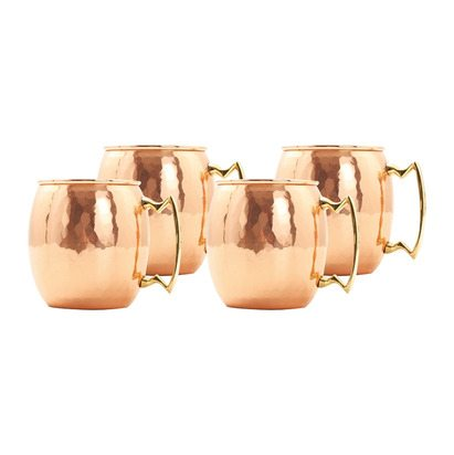 BPR-Copper-Moscow-Mule-Mugs 15 Items for a Black Southern Belle Registry