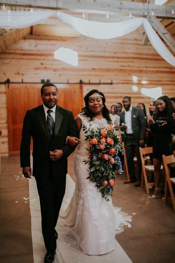047A8722-595x893 Jackson, TN Chic Barn Wedding