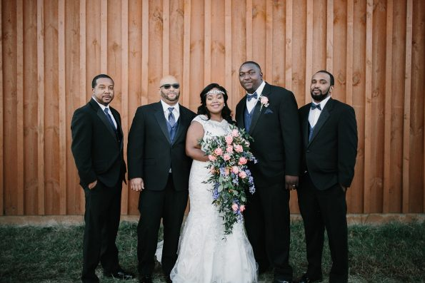 047A8934-595x397 Jackson, TN Chic Barn Wedding