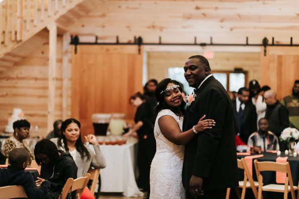047A9522-595x397 Jackson, TN Chic Barn Wedding