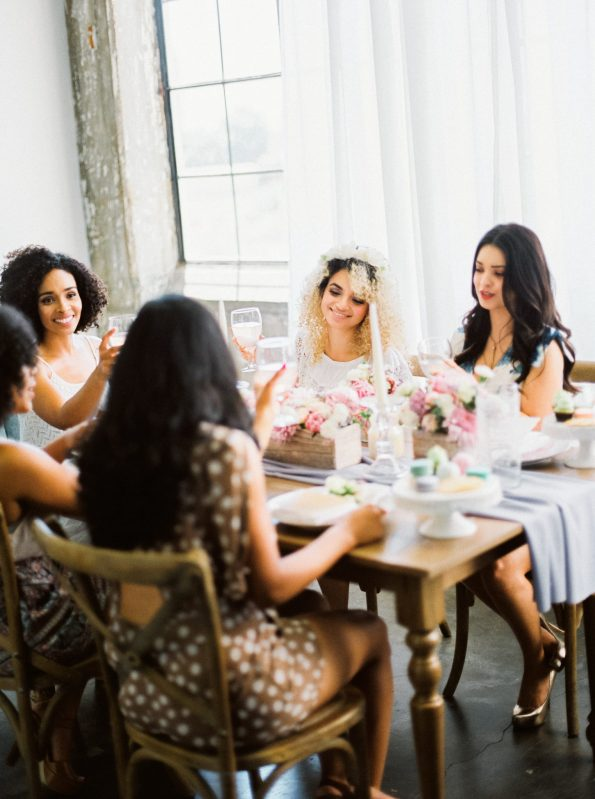 Houston-FillintheBlankStudio-InspiredBohemianEditorialPhotography-0138-595x799 4 Tips  for Proposing to your Bridesmaids - Black Southern Belle Edition
