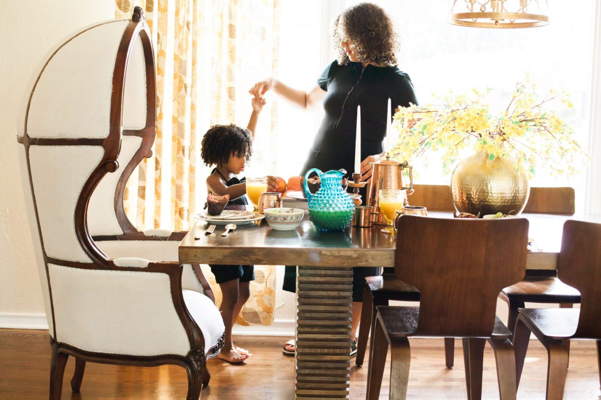 Texas Belle Doctoring Design Into Her Home and Life