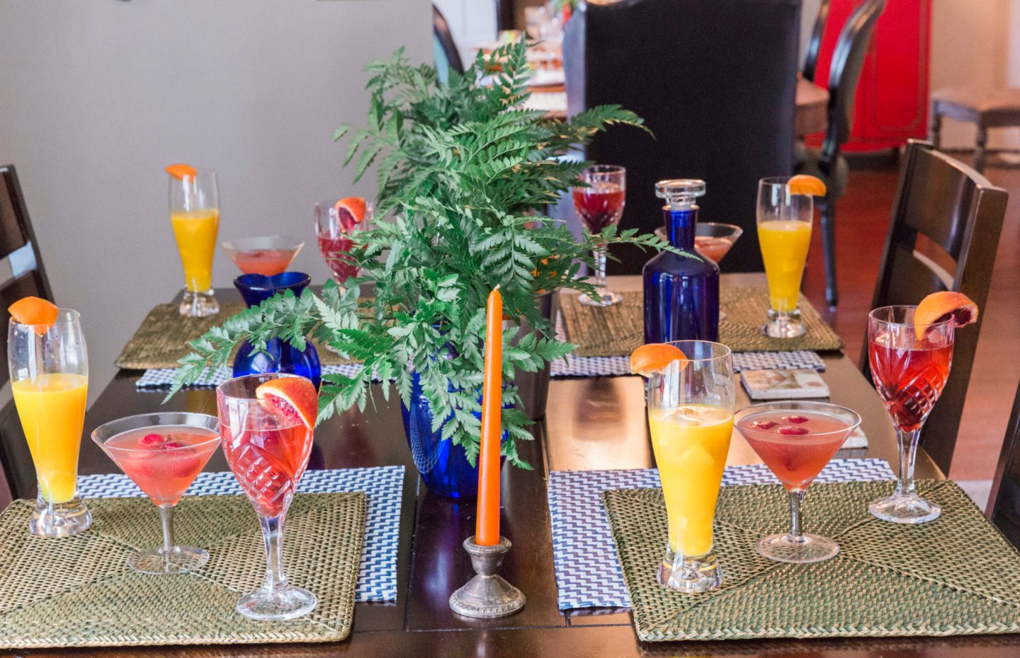 "3 "" A Different World"" Inspired Mocktails Powered by Shipt"