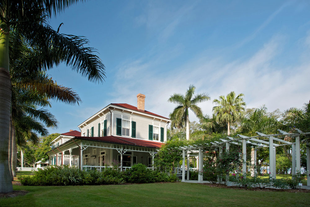 EFWE-Edison-Guest-House 6 Black Owned Bed & Breakfasts In the South
