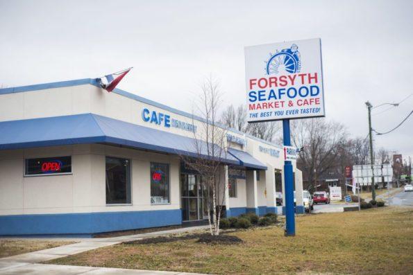 Forsyth-SeafoodGÇó38-595x397 The Black Southern Belles Behind Forsyth Seafood in Winston-Salem, NC