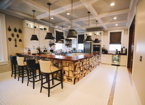 Kitchen-595x434 Black Southern Belle Travel: Pandora's Manor Showroom with Junior League