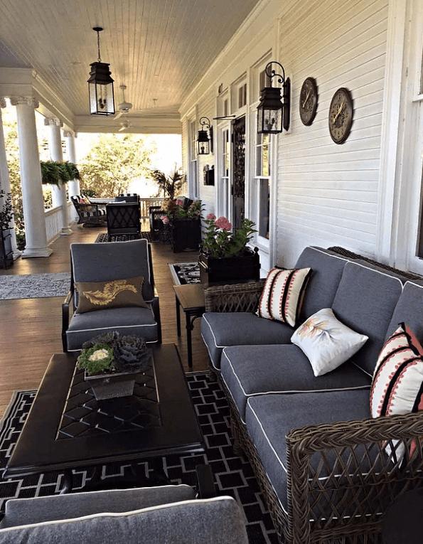 Pandoras-Porch-1-595x765 Black Southern Belle Travel: Pandora's Manor Showroom with Junior League