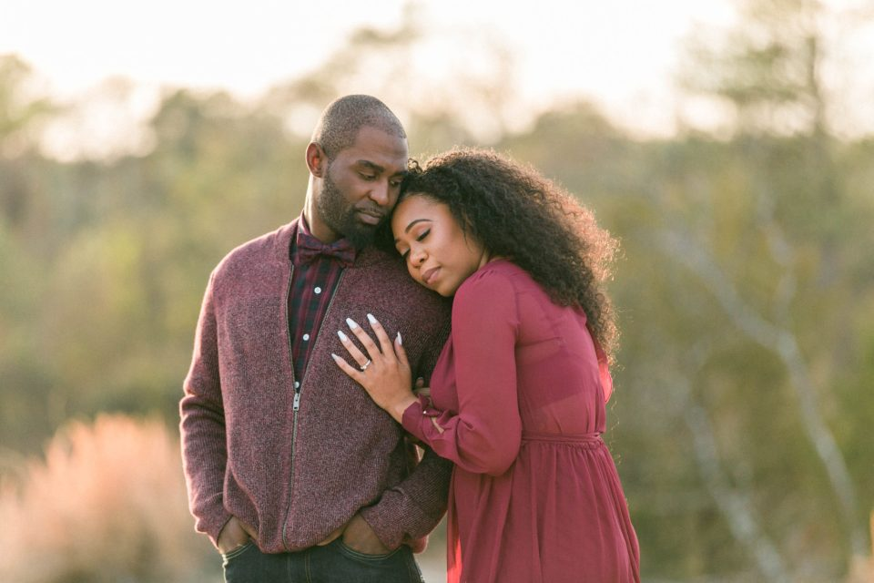 HE7A8132-45-960x640 Atlanta, GA Outdoor Engagement Shoot