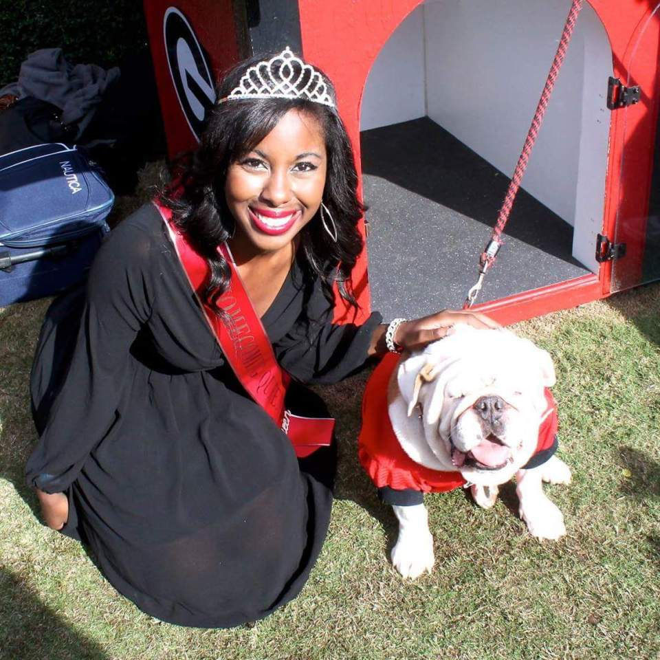 Snellville, GA Native Shares her Passion for the South, Monograms and UGA
