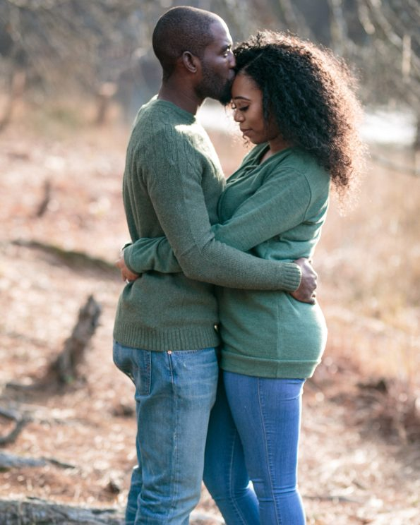 KD173947-595x744 Atlanta, GA Outdoor Engagement Shoot