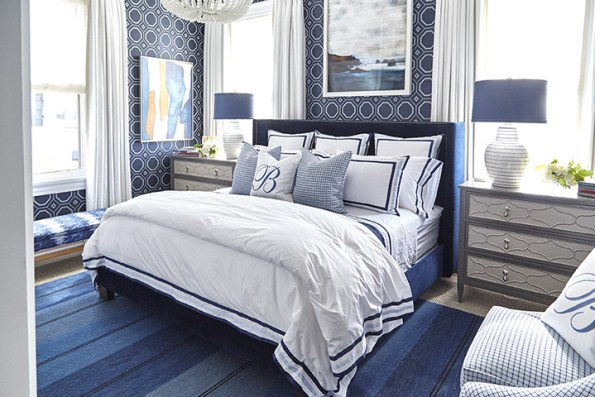 Barclay_Bedroom-_1-595x397 Black Southern Belle Travel: Pandora's Manor Showroom with Junior League