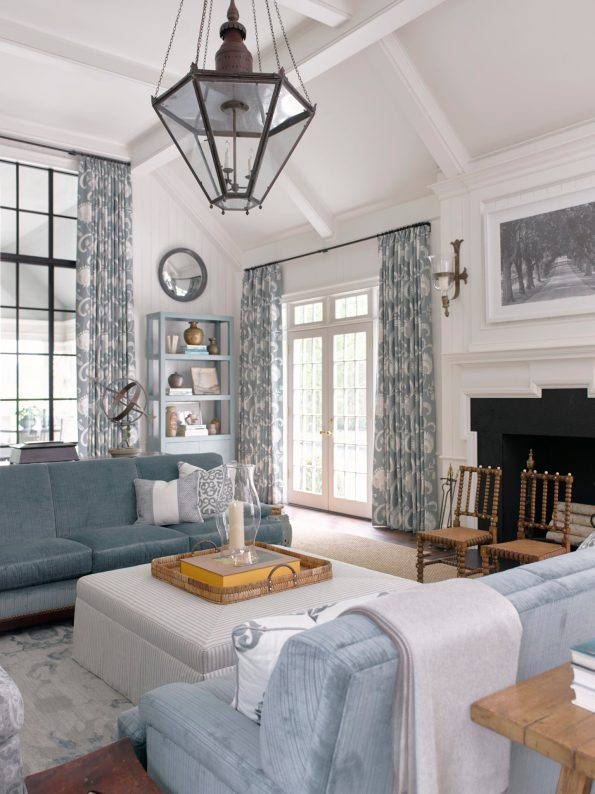 FamilyRoom_PhoebeHoward-595x794 10 Southern Decor Favorites from the Southeastern Designer Showhouse