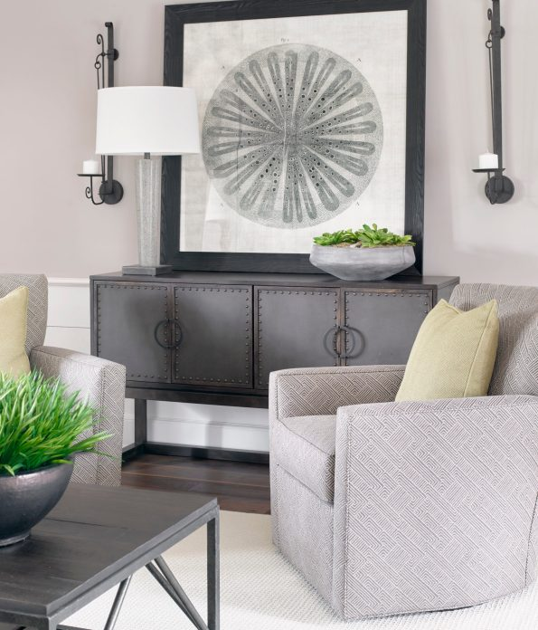 GarageApartment_CindyIngramforEthanAllen-595x696 10 Southern Decor Favorites from the Southeastern Designer Showhouse