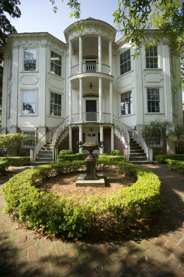Gertrude-Exterior-Verticle-595x894 Black Southern Belle Travel: Augusta, GA