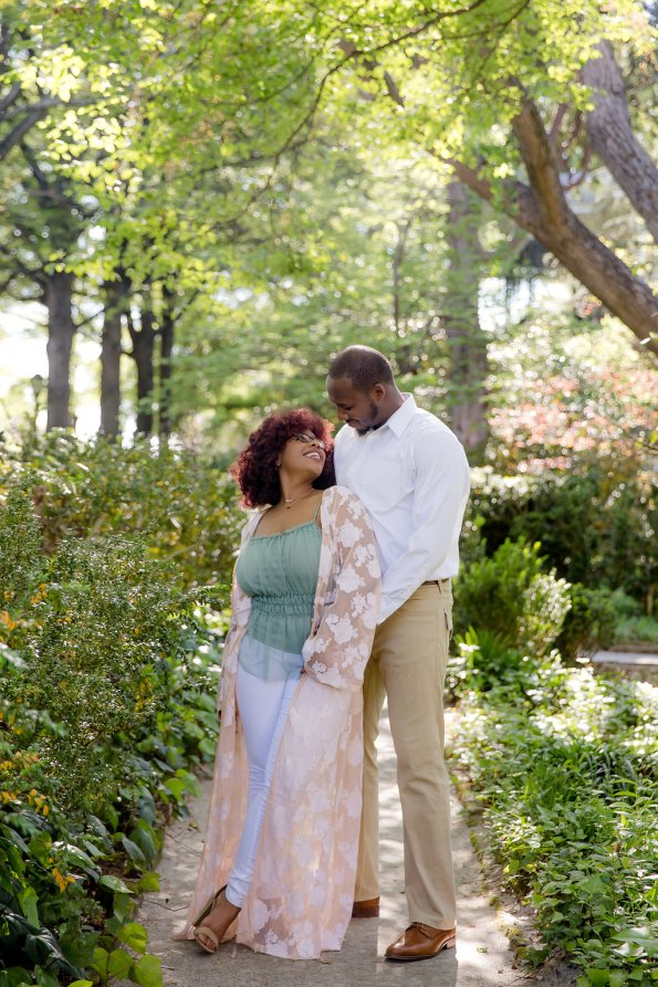 JoabCrystal-Engaged-113-595x893 Hometown Columbia, SC Engagement Session