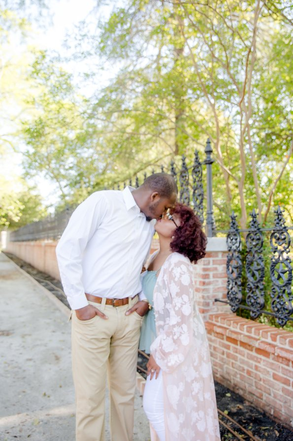 JoabCrystal-Engaged-36-595x893 Hometown Columbia, SC Engagement Session