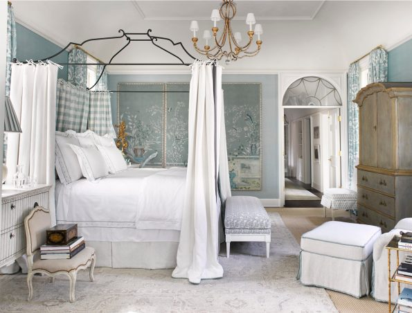 Masterbedroom_TristanHarstan-595x452 10 Southern Decor Favorites from the Southeastern Designer Showhouse