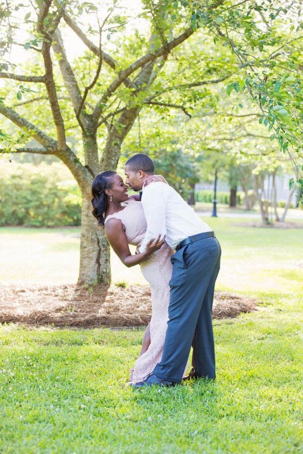 Morgan-Quinton-Engagement-3-595x892 Bennett Belle Meets Her Prince Charming in South Carolina