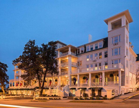 Partidge-Inn-Exterior-595x460 Black Southern Belle Travel: Augusta, GA