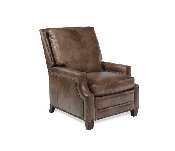 Kraft-Reclining-Chair-595x513 Newlywed Neutral, Menswear Inspired Furniture from Taylor King